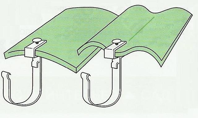 Установка водостока к покрытию крыши